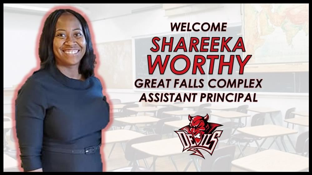 Worthy Selected as GFC Assistant Principal