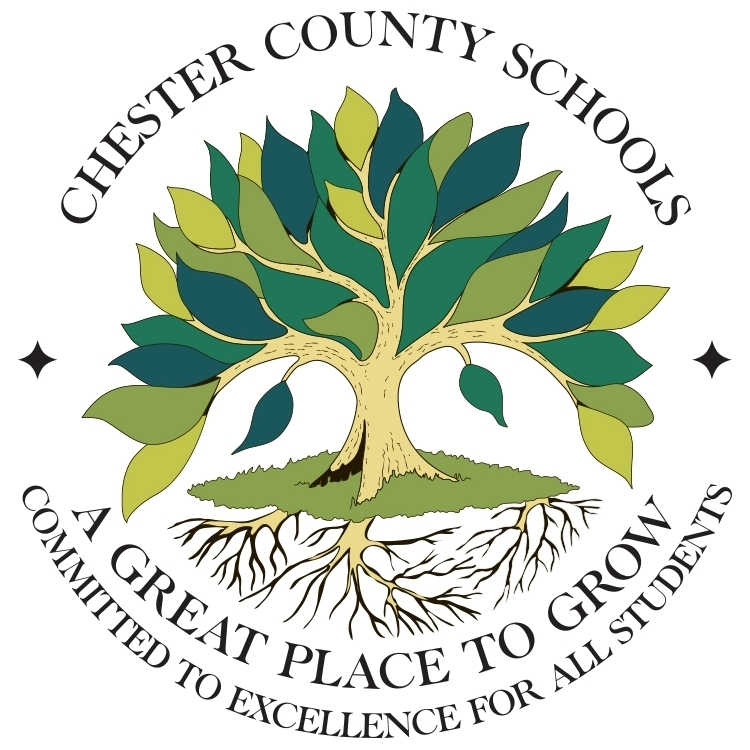 chester county schools logo